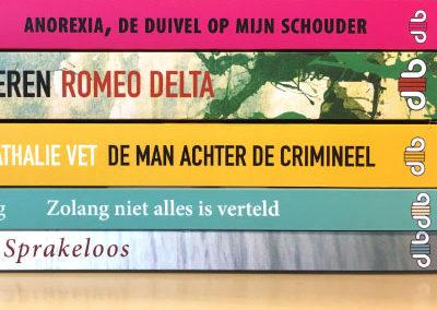 Uitgeverij de Brouwerij – boeken